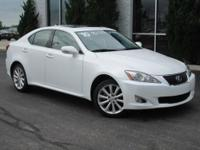 Lexus Certified, CARFAX 1-Owner, Superb Condition, LOW
