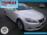Sharp white... a MUST SEE!!!! Has all the Lexus'