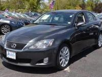 * - - -  JUST ARRIVED - - - This 2010 Lexus IS 250
