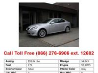 2010 Lexus IS250 Base 4dr All-wheel Drive Sedan Sedan
