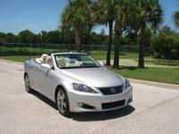 2010 Lexus IS 350C Convertible Our Location is: Wilde