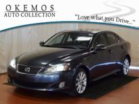 2010 Lexus IS 250 Sedan (AWD) with Navigation, Rear