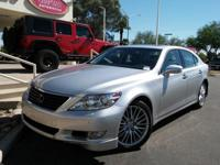 Options:  2010 Lexus Ls 460|91092 Miles|Phone Hands