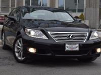 One look at this Lexus LS 460 and you will just know,