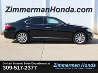 Check out this All Wheel Drive *2010 Lexus LS 460
