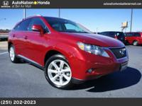2010 Lexus RX 350 Our Location is: Treadwell Honda -