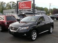 2010 LEXUS RX 350 AWD 4dr Our Location is: The Wiz