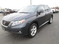 Options:  2010 Lexus Rx 350 Fwd 5-Speed Automatic|Am/Fm