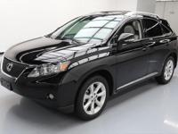 This awesome 2010 Lexus RX comes loaded with the