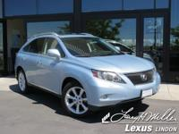This Lexus RX 350 has a dependable Gas V6 3.5L/211