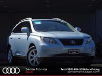 2010 Lexus RX 350 Blue with Beige Leather! Alloy