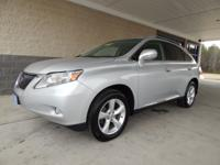 Exterior Color: silver, Body: SUV, Engine: 3.5L V6 24V