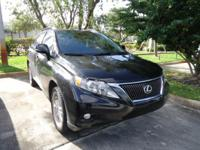 Description 2010 LEXUS RX 350 Power Door Locks, Power