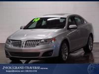 This outstanding example of a 2010 Lincoln MKS AWD is