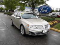 CLEAN CARFAX 1 OWNER BOUGHT NEW AND SERVICED HERE2010