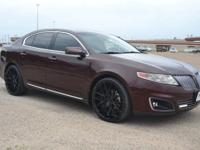 2010 Lincoln MKS 4dr Car Our Location is: Allen Samuels