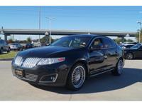 We are excited to offer this 2010 Lincoln MKS. This