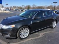 This Lincoln is absolutely loaded. Navigation, heated
