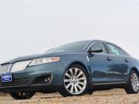 2010 LINCOLN MKS with a 3.5 L V6 Automatic 6-Speed.