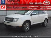 CARFAX One-Owner. 2010 Lincoln MKX FWD 6-Speed