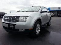 2010 Lincoln MKX smaller-sized SUV is very clean and