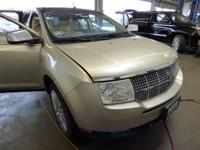 Options:  2010 Lincoln Mkx Fwd 4Dr Used|Gold Automatic