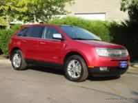 2010 MKX 5-passenger all-wheel-drive sport utility in