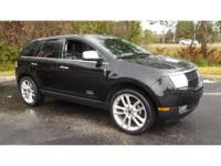 Midnight Edition One owner Lincoln Certified MKX. 22