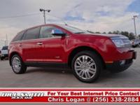 This is one Sharp Lincoln MKX Premium! It was Bought