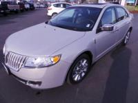 Rare! 2010 Lincoln MKZ AWD. Beautiful car inside and