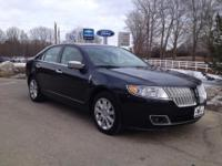 Take a look at this luxurious 2010 Lincoln MKZ? with a