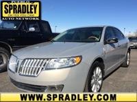 2010 Lincoln MKZ 4dr Car Our Location is: Spradley Ford