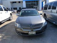 Recent Arrival! This 2010 Lincoln MKZ in Gray features: