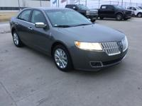 Recent Arrival! Lincoln MKZ FWD CARFAX One-Owner.