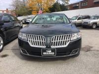 Drive away with this beautiful 2010 Lincoln MKZ.. Down