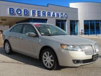 Options:  2010 Lincoln Mkz Base|Miles: 80511Color:
