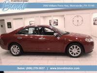 Exterior Color: sangria red metallic, Body: Sedan,