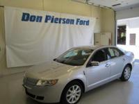 2010 LINCOLN MKZ SEDAN 4 DOOR Our Location is: Don