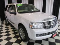 This 2010 LINCOLN Navigator 4dr 4WD 4dr 4x4 SUV