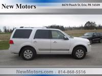 Take command of the road in the 2010 Lincoln Navigator!