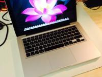 Refurbished 2010 Apple MacBook Pro, Brand new charger