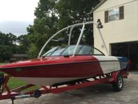 This is a 2010, garage-kept, custom-built boat from