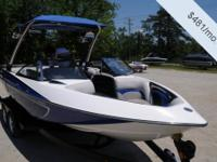 - Stock #074892 - The Malibu Wakesetter VLX is an all