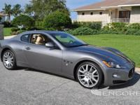 2010 MASERATI GRANTURISMO 2-DOOR COUPE***1 FLORIDA