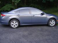 I am selling a 2010 Mazda 6 with a 6 speed manual