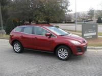 This 2010 Mazda CX-7 4dr FWD 4dr i SV SUV features a