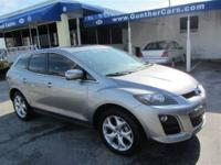 This 2010 Mazda CX-7 4dr s Grand Touring SUV features a