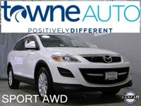 2010 Mazda CX-9, 3.7L V6 DOHC 24V, 6-Speed Sport
