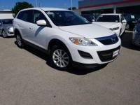 Options:  2010 Mazda Cx-9 Sport|White|3.464 Axle
