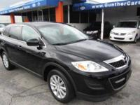 This 2010 Mazda CX-9 4dr Sport SUV features a 3.7L V6